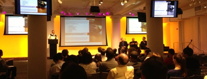 AppNexus is one of Silicon Alley, NYC.
