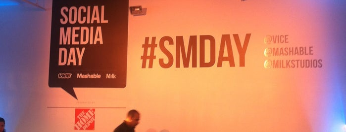 Social Media Day of Reckoning is one of Mashable Event Spaces.