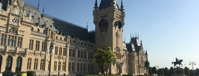 Iași is one of Lieux sauvegardés par Bruno.