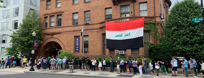 Embassy of the Republic of Iraq is one of Members.
