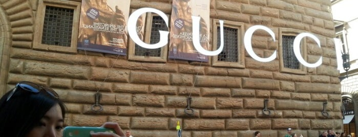 Gucci Museo is one of Florence 2018.
