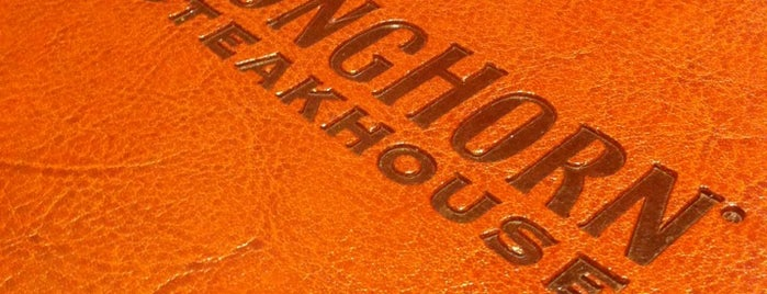 LongHorn Steakhouse is one of Restaurants I Want To Try.