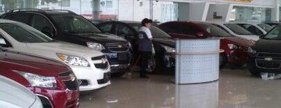 Chevrolet Montecristo is one of สถานที่ที่ Leo ถูกใจ.