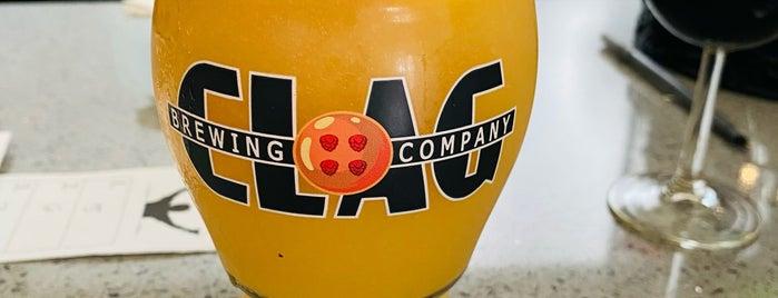 CLAG Brewing is one of Erica 님이 좋아한 장소.