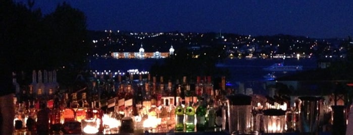 La Mancha is one of Istanbul'da Manzara.