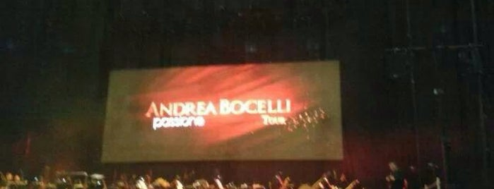 Ülker Sports Arena Andrea Bocelli Konseri is one of Murat 님이 좋아한 장소.