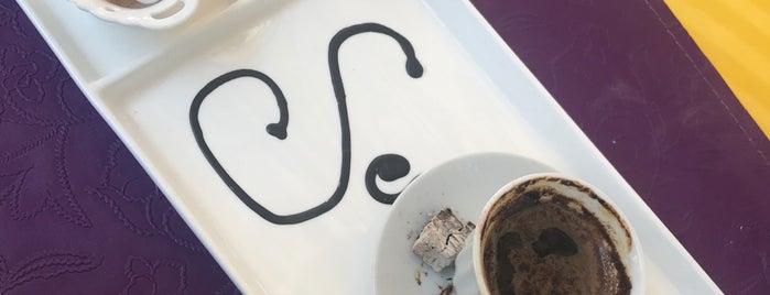Seramiko Cafe & Restaurant is one of Tempat yang Disukai 'Özlem.