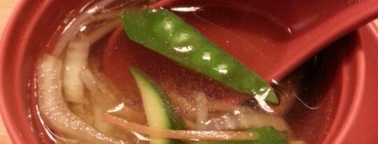 Asahi is one of Sushi.