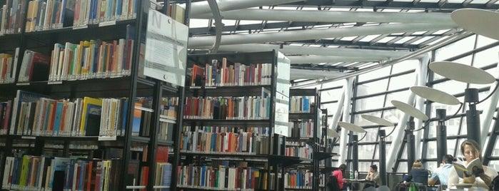 Stadt- und Landesbibliothek Dortmund is one of Lugares favoritos de 83.