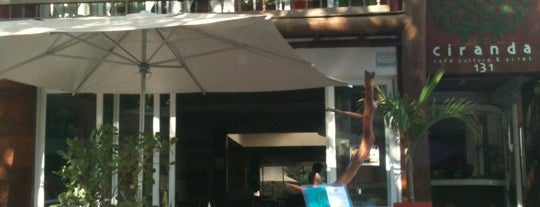 Ciranda Café is one of Posti che sono piaciuti a Geisa.