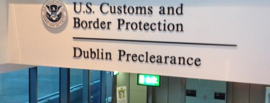 U.S. Customs and Border Protection (CBP) Preclearance is one of UK Trip 2014.