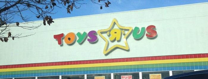 """Toys""""R""""Us is one of Missie 님이 좋아한 장소."""