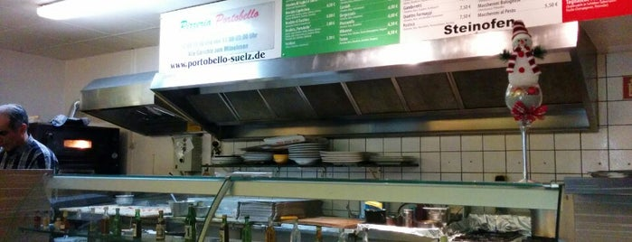Pizzeria Portobello is one of Locais salvos de N..