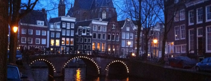 Keizersgracht is one of Amsterdam.