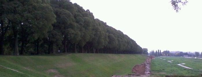 Mura di Ferrara is one of Emilia-Romagna.