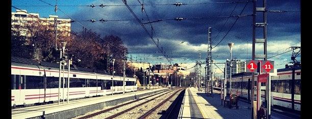 RENFE L'Hospitalet de Llobregat is one of Essentials.