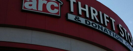 ARC Thrift Store is one of Aprilさんのお気に入りスポット.
