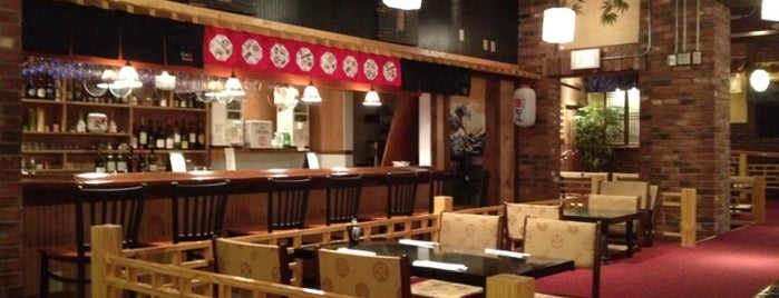 Hayashi-ya Japanese Cuisine is one of Favorite Restaurants.