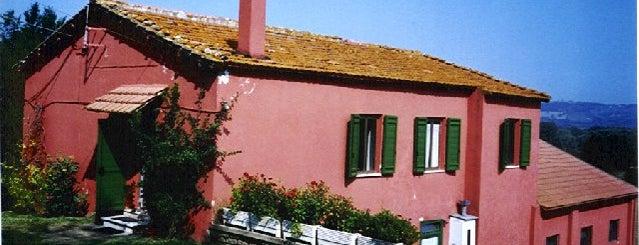 A1 - Ponzano Romano / Soratte is one of Gli Agriturismi suggeriti da Roma&Più.