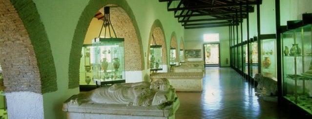 Museo Nazionale Di Cerveteri is one of I Musei suggeriti da Roma&Più.