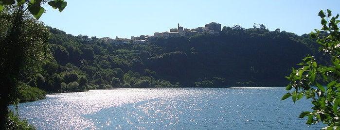 Lago di Nemi is one of I Laghi suggeriti da Roma&Più.