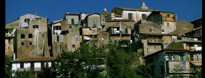 Gallicano nel Lazio is one of Le feste suggerite da Roma&Più.