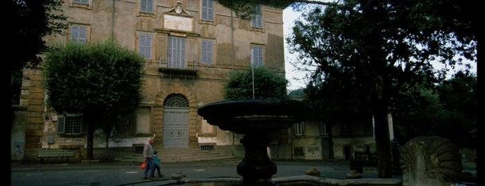 Manziana is one of I luoghi della Tuscia Romana suggeriti da Roma&Più.