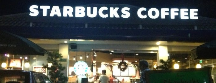 Starbucks is one of Lieux qui ont plu à Shank.
