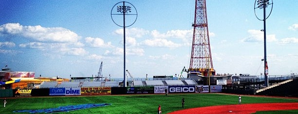 MCU Park is one of Must-See Coney Island.
