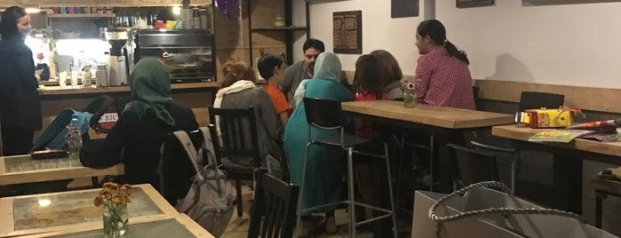 jar cafe | كافه جار is one of Tehran cafés.