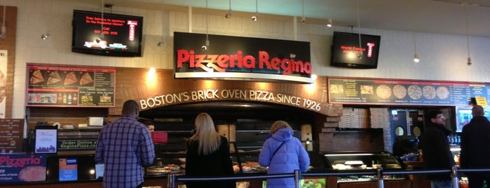 Pizzeria Regina is one of Boston, MA.