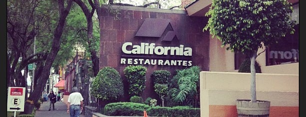 Restaurante California is one of Resstaurantes.