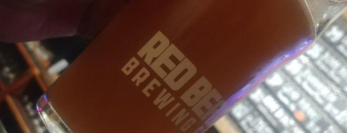 Red Bear Brewing Co is one of DC.