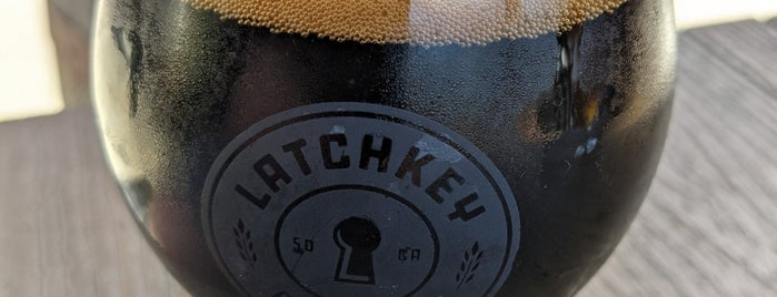Latchkey Brewing is one of San Diego Breweries.
