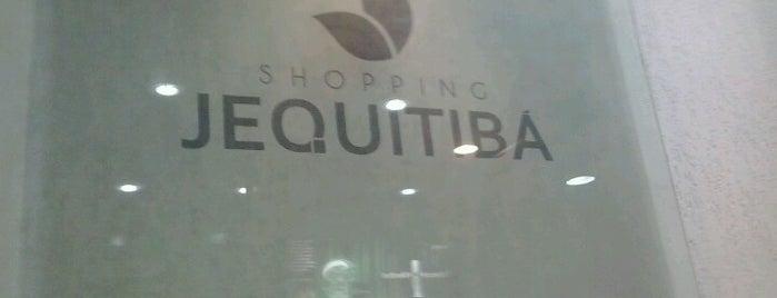 Shopping Jequitibá is one of Tempat yang Disukai Fabinho.