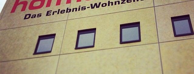Hofmeister Erlebnis-Wohnzentrum is one of Orte, die Steffen gefallen.