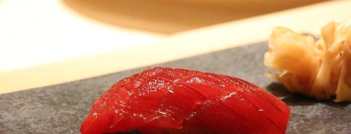 Sushi Imamura is one of Traveling Tokyo.