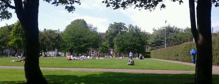 Mountjoy Square Park is one of Lieux qui ont plu à Farah.