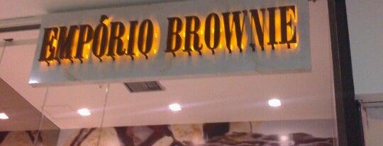 Empório Brownie is one of Locais curtidos por Sara.