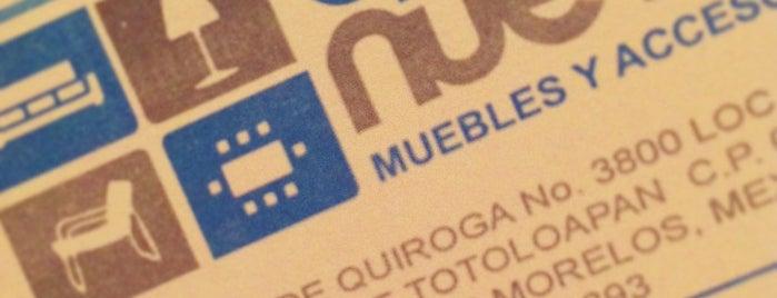 Uno Nueve is one of Tiendas padres.