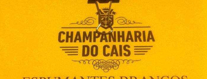Champanharia do Cais is one of Cafés, Esplanadas & Bares.