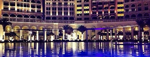 The Ritz-Carlton Abu Dhabi is one of Abu dhabi.