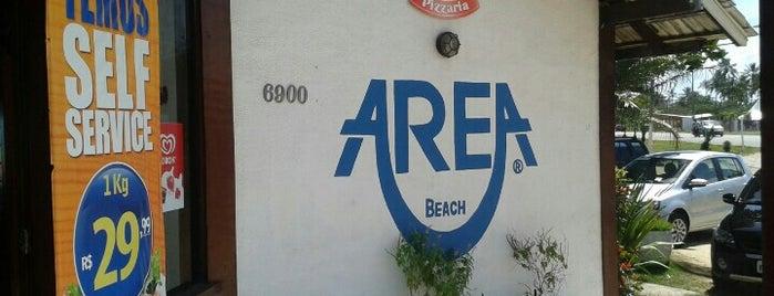 Area Beach is one of Posti che sono piaciuti a Tania Ramos.