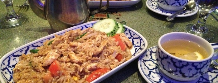 Thai Diner Too is one of RVA Carytown/Museum District Restaurants.