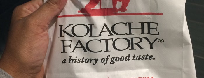 Kolache Factory - Downtown is one of USA Houston.