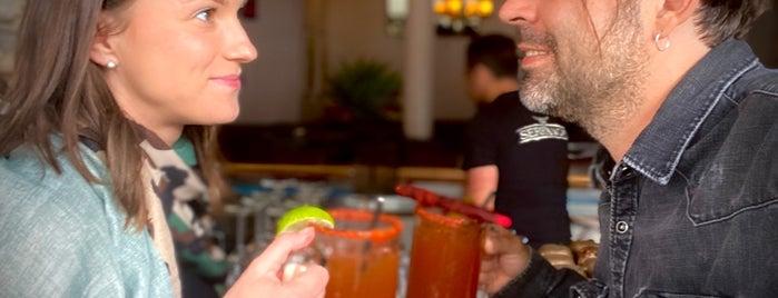 Serrano's Street Tacos & Bar is one of San D'jeggo.