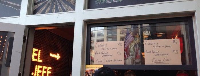 El Jefe Cubanos is one of Orte, die Caroline gefallen.