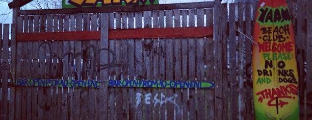 Yaam is one of Berlin.