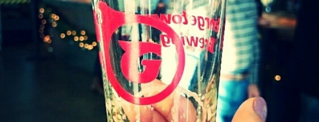 Georgetown Brewing Company is one of Posti salvati di JessC ⚓.