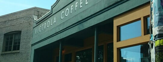Victrola Cafe and Roastery is one of Seattle Bachelor Trip.